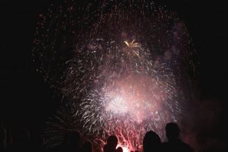 Fuochi di artificio (Thinkstock)