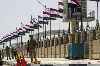 Il Cairo (KHALED DESOUKI/AFP/Getty Images)
