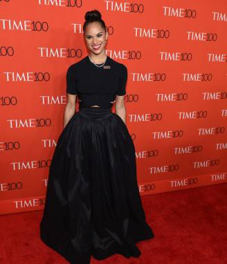 Misty Copeland (TIMOTHY A. CLARY/AFP/Getty Images)