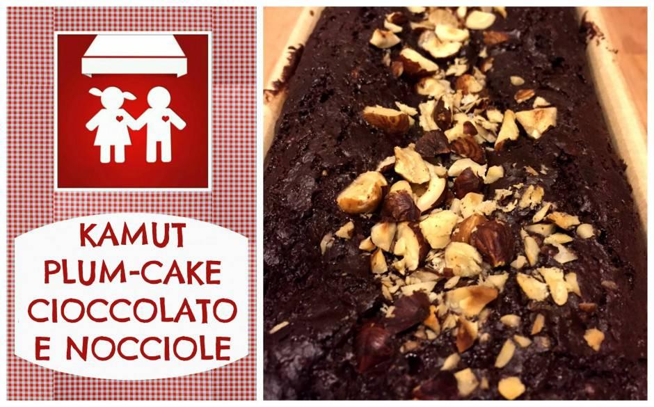 plum cake cioccolato