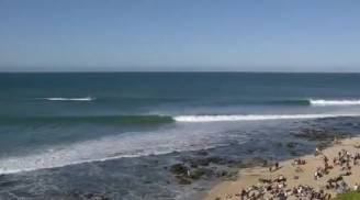 Spiaggia Sudafrica (screenshot YouTube)