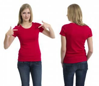 Ragazza con T Shirt rossa (Thinkstock)