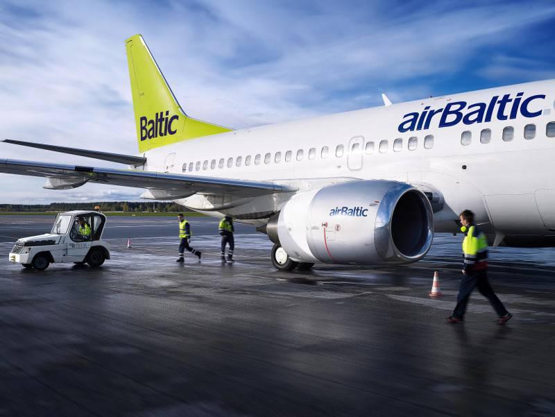 Volo airbaltic