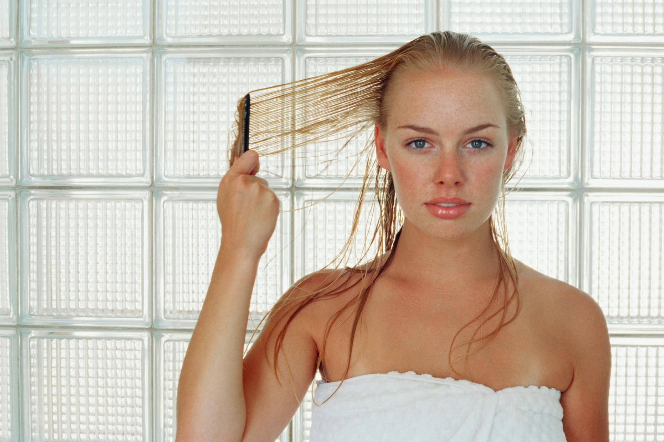 Taglio medio per chi ha pochi capelli