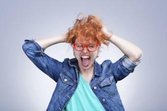 Donna arrabbiata (Thinkstock)