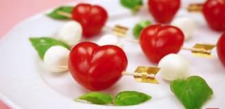 Pomodori a cuore (screenshot)
