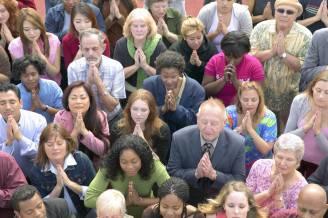 Preghiera (Thinkstock)