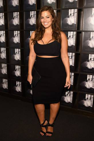 Ashley Graham (Mike Pont/Getty Images for NYFW: The Shows)
