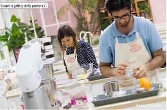 Bake Off Italia: concorrenti (Dal sito web ufficiale)
