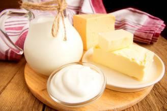 Burro, latte e formaggi (Thinkstock)