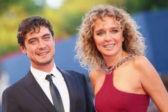 Riccardo Scamarcio e Valeria Golino (Vittorio Zunino Celotto/Getty Images)