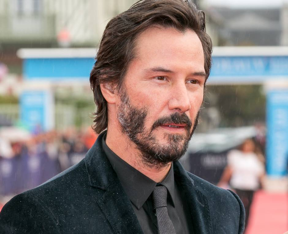 Keanu Reeves (Marc Piasecki/Getty Images)