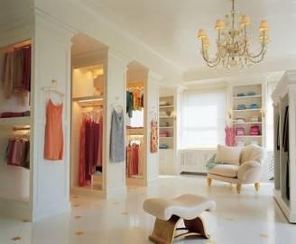 La cabina armadio di Mariah Carey