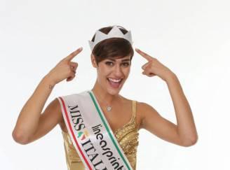 Miss Italia 2015, Alice Sabatini (Foto sito web ufficiale)