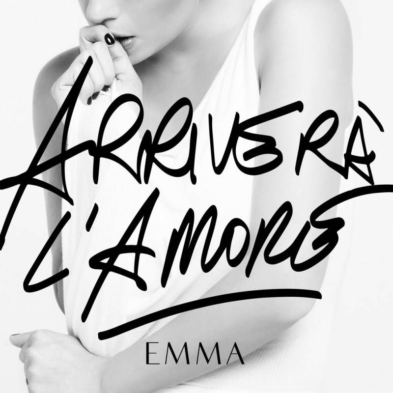 Emma_Arriverà l'amore_cover singolo_b