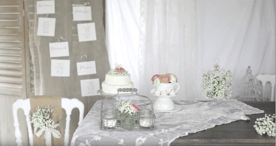 Matrimonio shabby chic: 5 idee fai da te originali e low cost