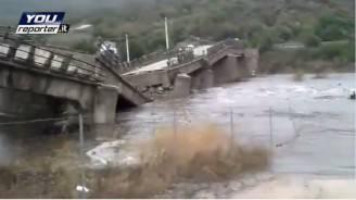 Alluvione a Olbia, 1° ottobre 2015 (Foto YouReporter.it)
