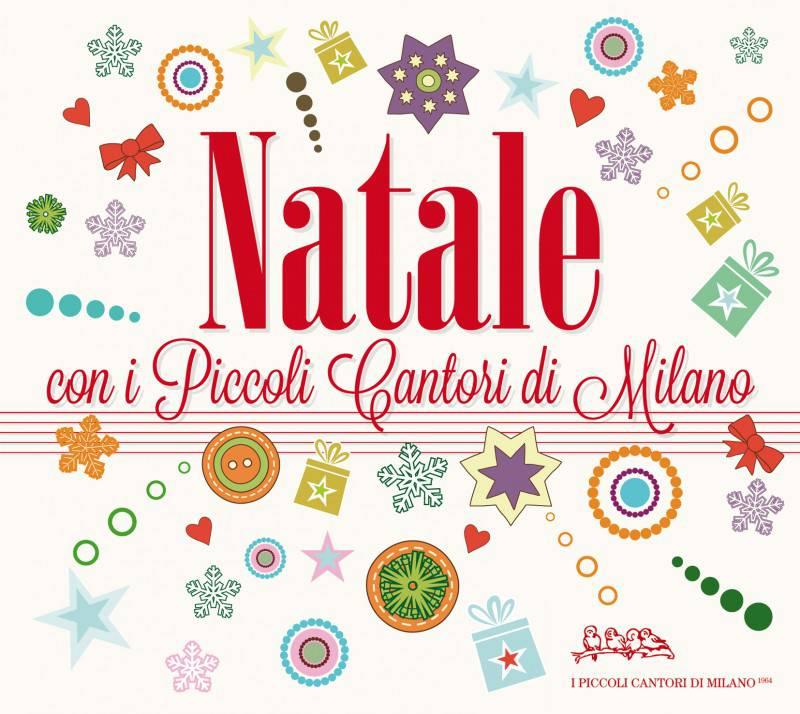 cover Natale con i Piccoli Cantori di Milano
