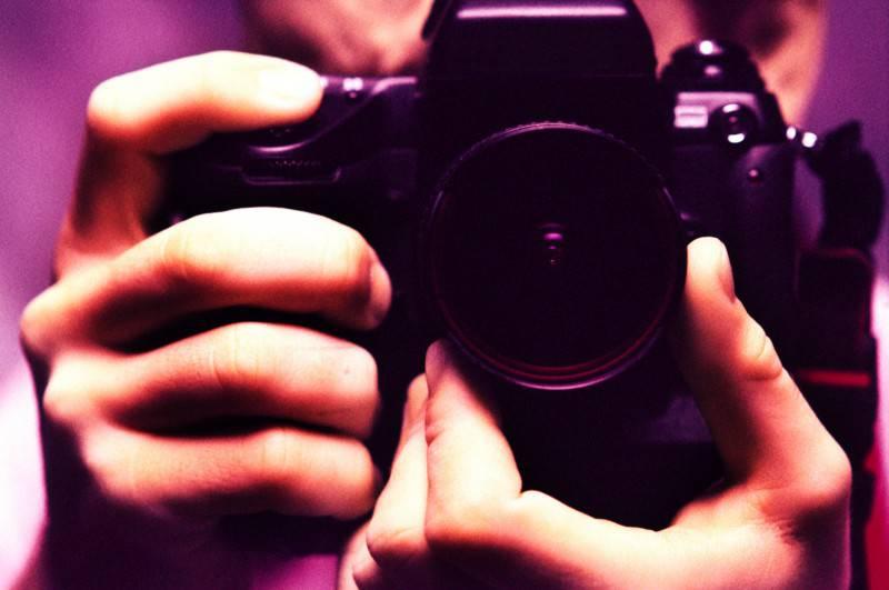 donna fotografo