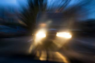 Incidente stradale (Thinkstock)