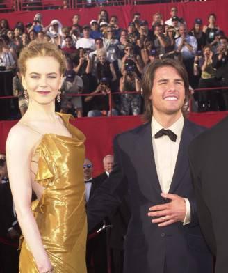 Nicole Kidman e Tom Cruise (Dan Callister/Newsmakers)