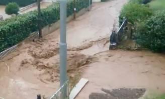 Maltempo in Lazio (video YouReporter.it)