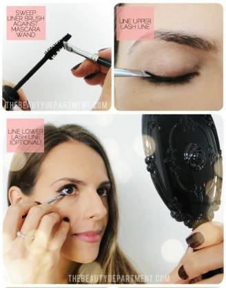mascara come eye liner1
