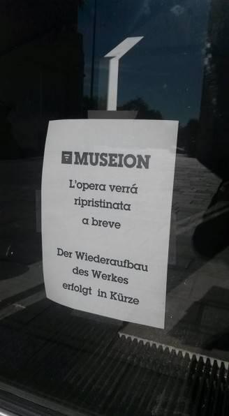 Museion Bolzano (Foto Facebook)