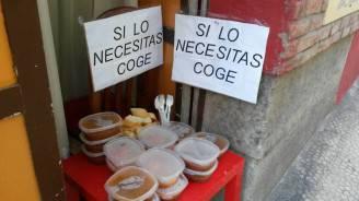 Ristorante spagnolo (Foto facebook)