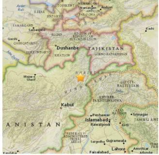 (Terremoto del 26 ottobre 2015 in Afghanistan)