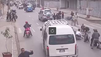 Terremoto Afghanistan (YouReporter.it)