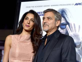 Amal Alamuddin e George Clooney (Kevin Winter/Getty Images)