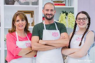 I finalisti della terza stagione di Bake Off Italia (Foto sito ufficiale)