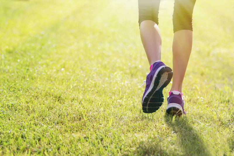 quanti minuti dovrei camminare per bruciare i grassi