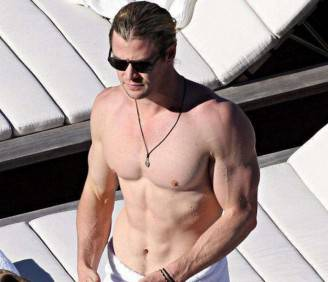 5-CHRIS HEMSWORTH