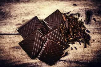 Cioccolato fondente (Thinkstock)