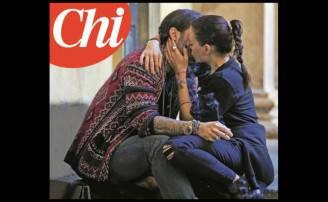 Fabrizio Corona e Silvia Provvedi su Chi