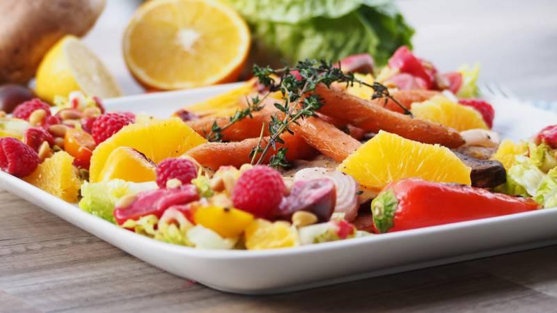 Frutta e verdura (Pixabay)