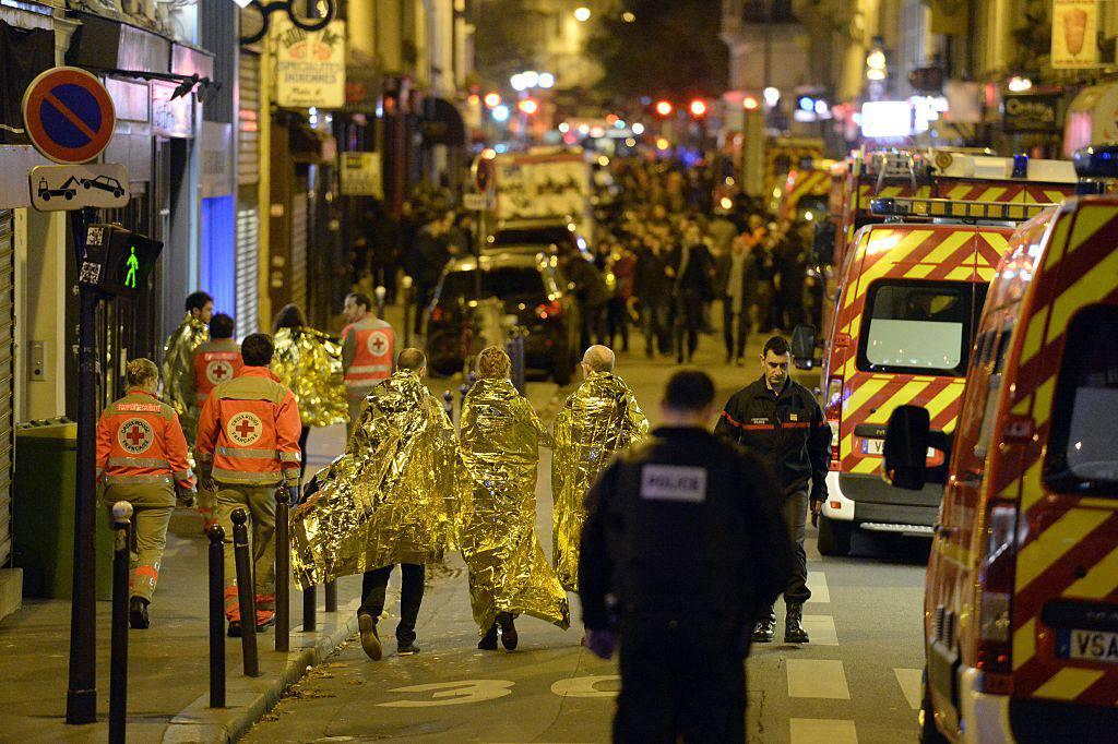 Attentati a Parigi (MIGUEL MEDINA/AFP/Getty Images)