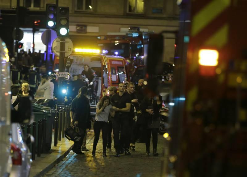 Attentato a Parigi (KENZO TRIBOUILLARD/AFP/Getty Images)