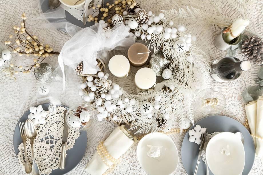 Famoso Le più belle decorazioni 'shabby chic' per il Natale IP47