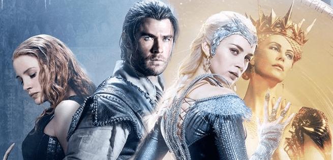 Il cacciatore e la Regina di Ghiaccio: la storia prima di Biancaneve