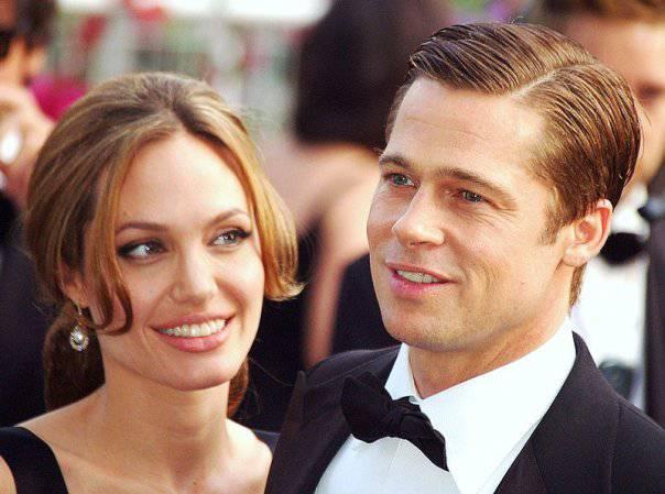 Angelina Jolie e Brad Pitt (Foto di Georges Biard. Licenza CC BY-SA 3.0 tramite Wikimedia Commons)