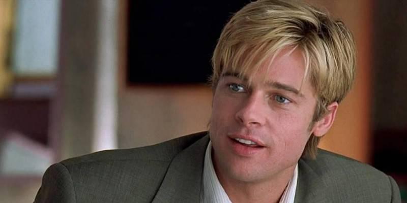 Brad Pitt in Vi presento Joe Black