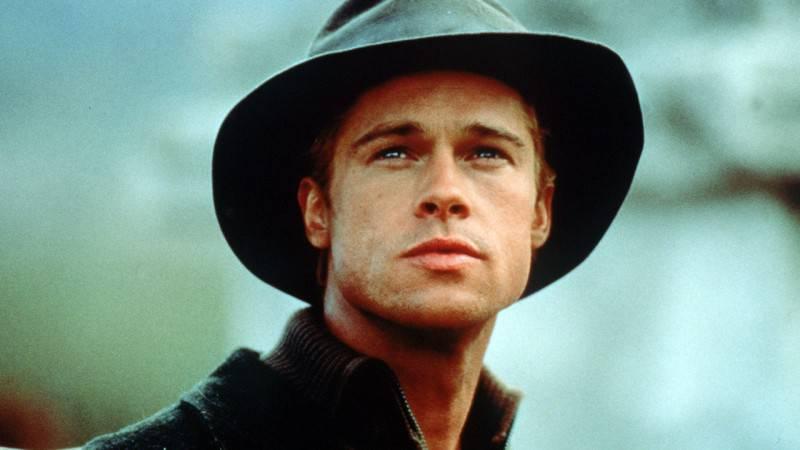 Brad Pitt in Sette anni in Tibet