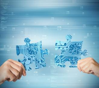 Concept of system integration -  Photo by Thinkstock