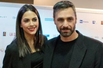 Raoul Bova e Rocio Munoz Morales