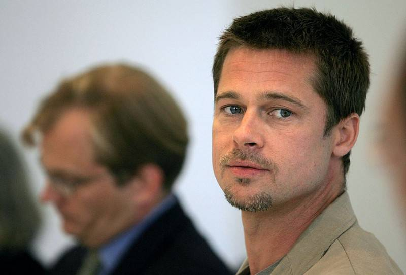 Brad Pitt nel 2006 (Mark Mainz/Getty Images)