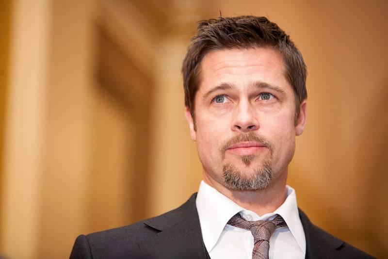 Brad Pitt (Brendan Hoffman/Getty Images)