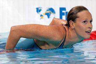 Federica Pellegrini (Adam Pretty/Getty Images)